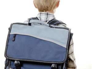 School Bags & Back Pain