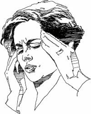 Tension Headaches helped with Acupuncture